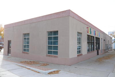 Aztec Commercial For Sale: 118/120 E Chaco Street