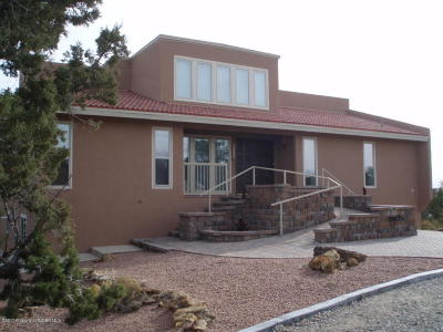 Single Family Home For Sale: 6310 Foothills Drive
