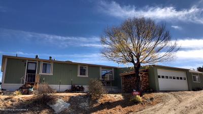 Aztec, Flora Vista Manufactured Home For Sale: 45 Road 2842