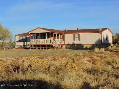 Farmington Manufactured Home For Sale: 81 Road 3961