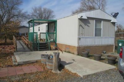Farmington Manufactured Home For Sale: 18 Road 5476