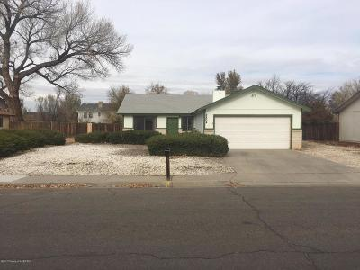 Farmington Single Family Home For Sale: 2804 La Salle Street