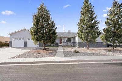 Farmington Single Family Home For Sale: 5603 Cedarwood Drive