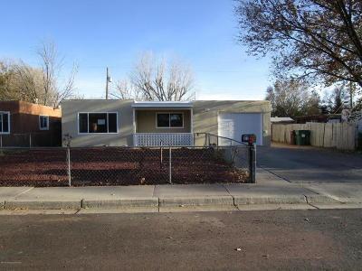 Farmington Single Family Home For Sale: 218 El Paso Drive
