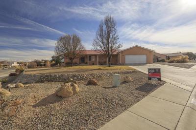 Single Family Home For Sale: 610 Kokopelli Drive