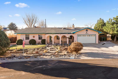 Farmington Single Family Home For Sale: 5507 Budding Lane