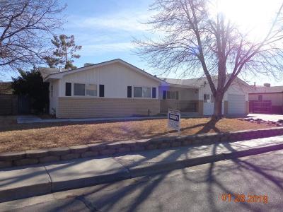 Farmington Single Family Home For Sale: 2121 Camino Rio