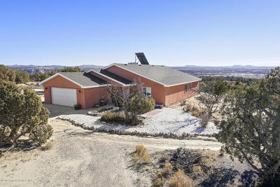 Aztec, Flora Vista Single Family Home For Sale: 74 Road 2634