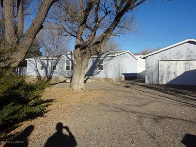 Bloomfield Manufactured Home For Sale: 416 E Broadway Avenue