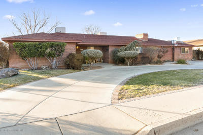 Farmington Single Family Home For Sale: 1801 Knudsen Avenue