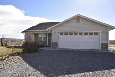Fruitland, Kirtland Single Family Home For Sale: 19 Road 6580