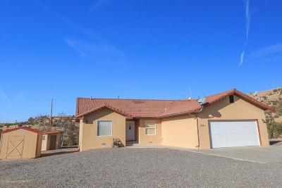 Single Family Home For Sale: 5351 Hood Mesa Trail