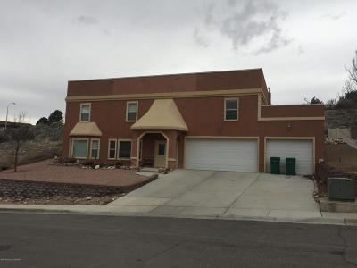 Single Family Home For Sale: 4141 Cristo Rey Avenue