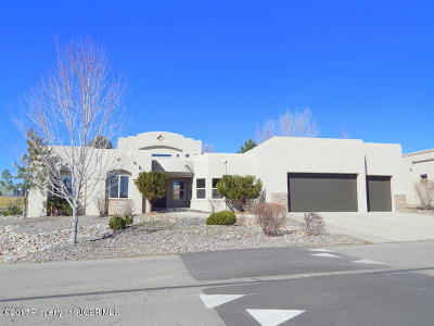 Single Family Home For Sale: 6425 Old Course Drive