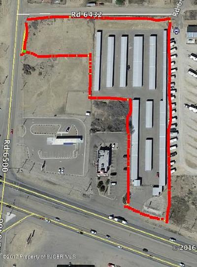 San Juan County Commercial For Sale: 4200 Us 64
