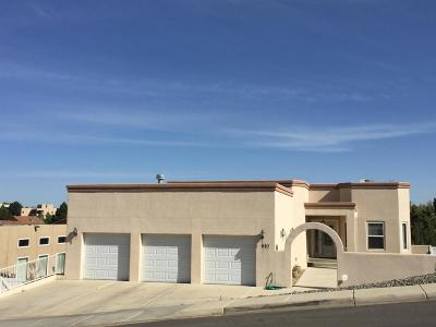 Single Family Home For Sale: 610 Cerrillos Drive