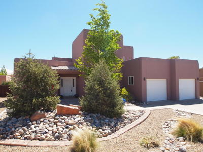 Single Family Home For Sale: 4708 Calle Mio