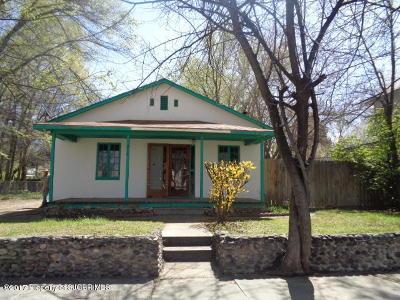 Aztec, Flora Vista Single Family Home For Sale: 214 S Church Avenue