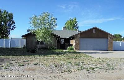 Fruitland, Kirtland Single Family Home For Sale: 3 Road 6788