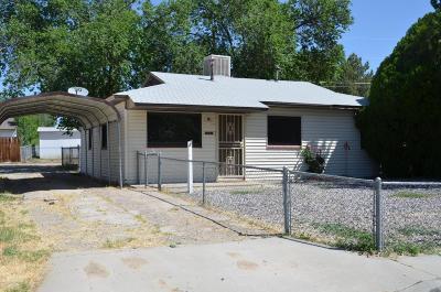 Aztec, Flora Vista Single Family Home For Sale: 1601 S Glenmary Drive