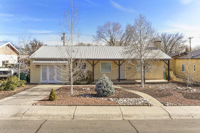 Farmington Single Family Home For Sale: 906 N Buena Vista Avenue