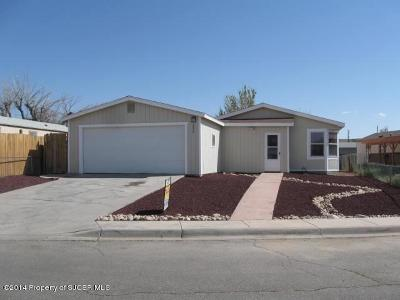 Farmington Manufactured Home For Sale: 2275 Brooke Place