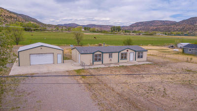 Manufactured Home For Sale: 17 Road 2136