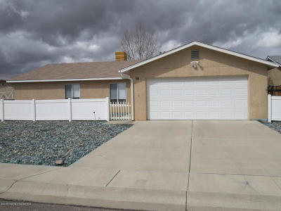 Aztec Single Family Home For Sale: 413 Sandia Court