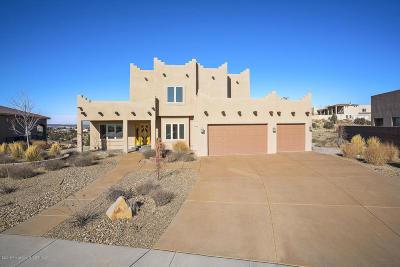Single Family Home For Sale: 4121 Vista Pinon Drive