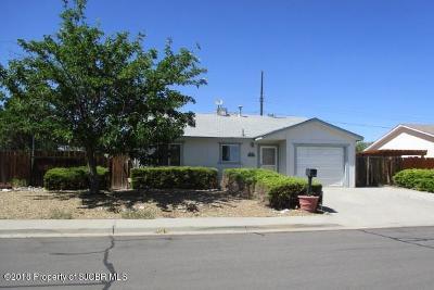 Farmington Single Family Home For Sale: 5524 Alder Street