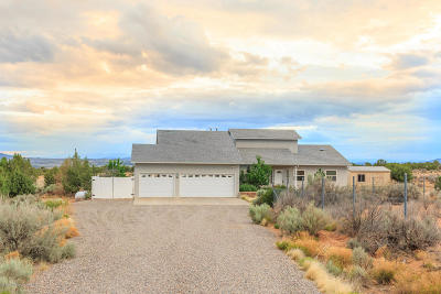 Aztec, Flora Vista Single Family Home For Sale: 100 Road 2785