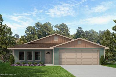 Fruitland, Kirtland Single Family Home For Sale: 21 Road 6669