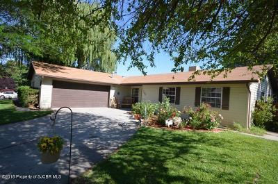 Aztec Single Family Home For Sale: 705 Sagebrush Drive