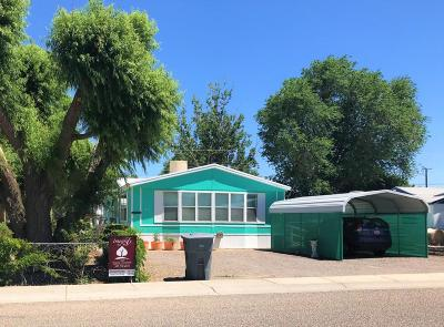 Bloomfield Manufactured Home For Sale: 210 W Ash Avenue