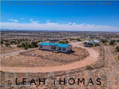 Manufactured Home For Sale: 35 Road 3721