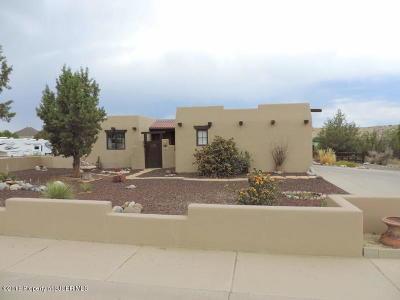 Aztec, Flora Vista Single Family Home For Sale: 707 Little Rabbit Drive