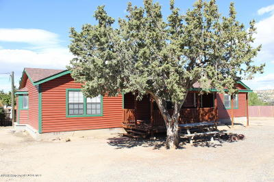 Single Family Home For Sale: 30 Road 5580