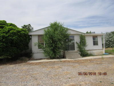 Manufactured Home For Sale: 12 Road 3053