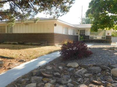 Single Family Home For Sale: 3713 Crescent Avenue