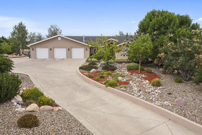 San Juan County Single Family Home For Sale: 6412 Red Rock Drive