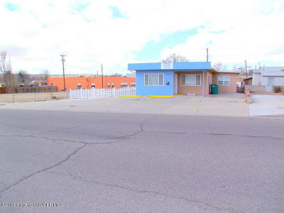 Farmington Single Family Home For Sale: 313 N Locke Avenue