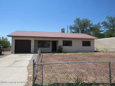 San Juan County Single Family Home For Sale: 3503 Edgecliff Drive