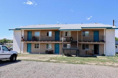 Multi Family Home For Sale: 520 Rio Pecos Road