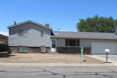 Single Family Home For Sale: 2212 Camina Placer