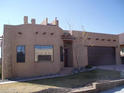 Farmington Single Family Home For Sale: 3303 Santa Fe Court