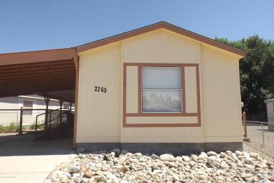 Farmington Manufactured Home For Sale: 2265 Brooke Place