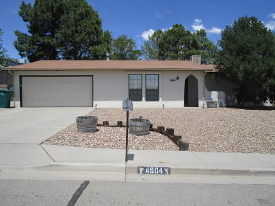 Single Family Home For Sale: 4904 Tarry Terrace Drive