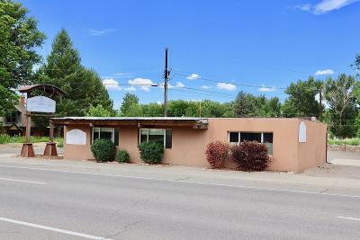 Aztec Commercial For Sale: 603 NE Aztec Boulevard
