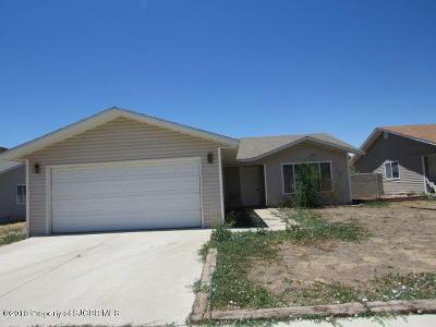 Farmington, Flora Vista Single Family Home For Sale: 317 Valle Vista Drive