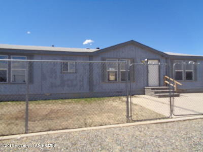 San Juan County Manufactured Home For Sale: 5 Road 3147